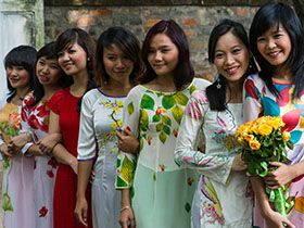 越南的基本禮節