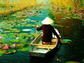 越南的奇特婚姻風俗