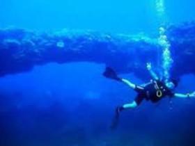跟越南新娘到廣義省參觀水下拱門