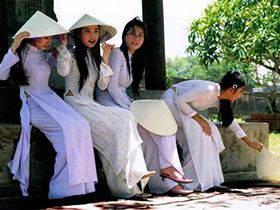 越南新娘學會識字開始新人生