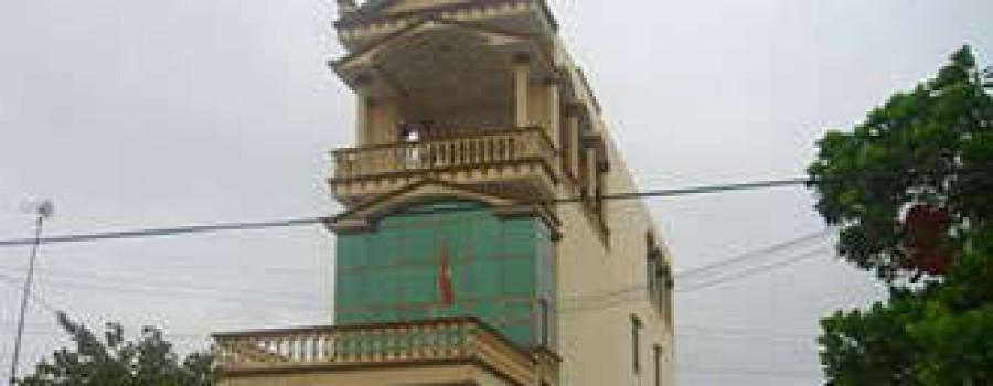 越南新娘的越南四個苗條